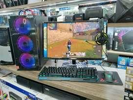 Combo gamer core i3 de novena generacion