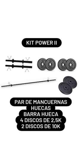 Kit Power II !! EY! Entrenemos