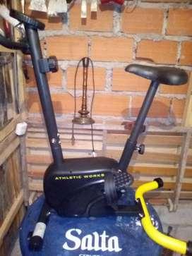 vendo bicicleta fija magnetica