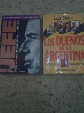 Libros Politica