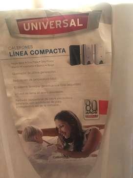 Calefon universal poco uso gas narural