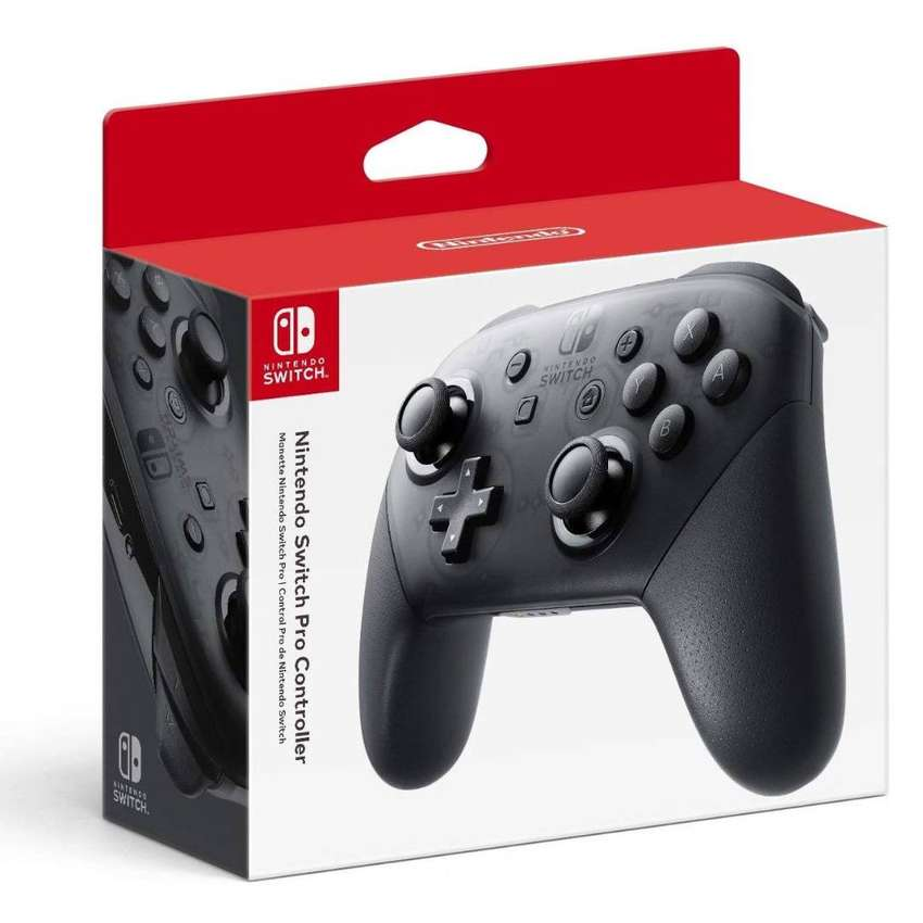 Pro Controller Switch - Mando Pro De Nintendo Switch 0