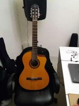 Vendo guitarra Takamine GC1CE— Nat