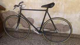 Bicicleta de ruta antigua rodado 26 giorgia