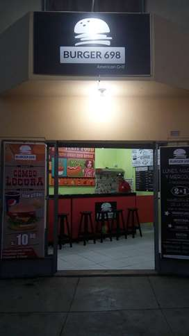 Local Comercial Equipado en Alquiler