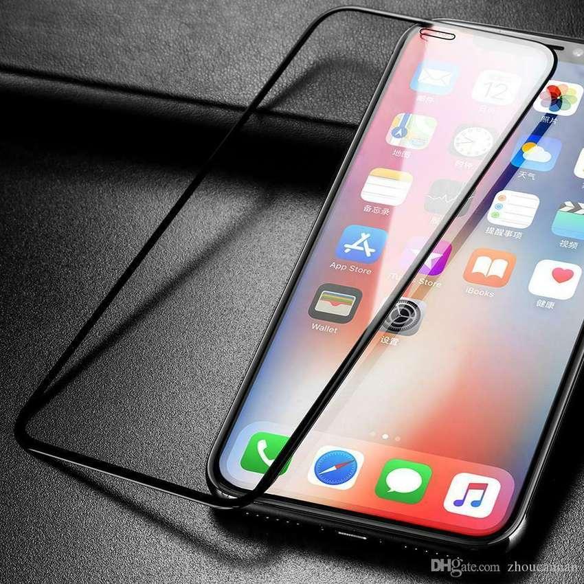 vidrio Templado Full GLUE Curve Glass Full Cover IPHONE 11 Iphone 11 Pro Iphone 11 Pro Max