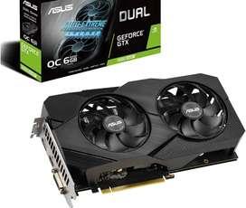 Tarjeta de vídeo GTX Geforce 1660 6 GB SUPER