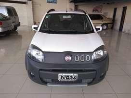Fiat Uno Novo Way 1.4 2012