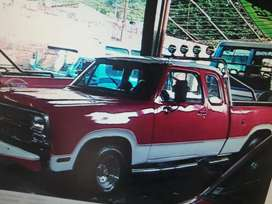 Camioneta Dodge 100