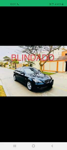 BMW 530i blindado precio negociable