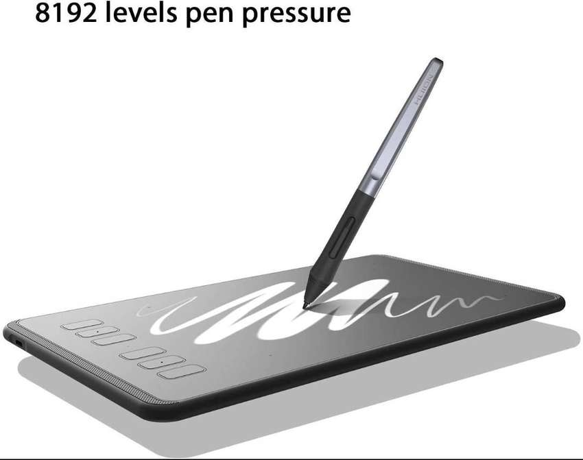 Tablet gráfica Huion inspiroy H640P