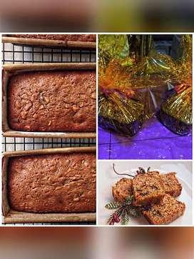 Cake navideño