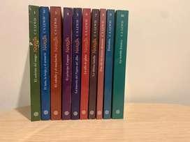 Colección Libros de Narnia + Trilogía Cósmica (NEGOCIABLES)