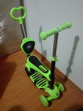 Scooter niño