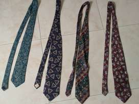 Corbatas para hombres