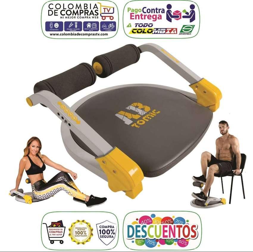 Ab Tomic TV Maquina para Abdominales Tonifica 7 en 1 Body Crunch , Nuevos, Originales, Garantizados... 0