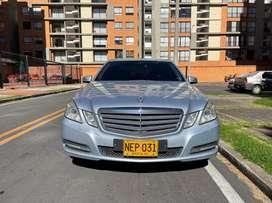Mercedes benz perfecto estado 2013 E220D VERSION MAS EQUIPDA