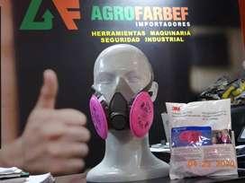filtros para respirador 3m
