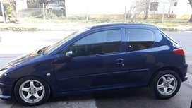 Vendo Peugeot 206 1.6 xs