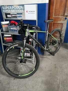 Se vende bicicleta 650