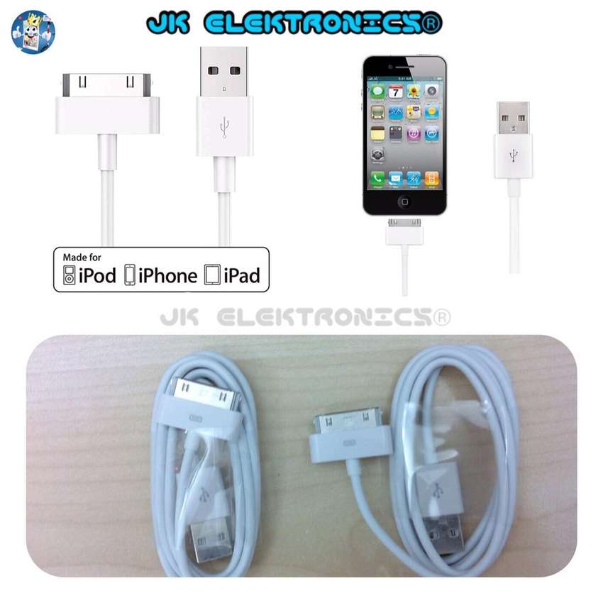 Cable iPhone 3,4,4s Tipo Original 1mt 30Pin