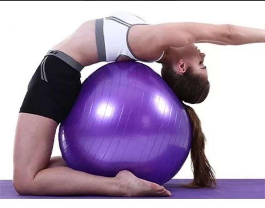 Bola Gimnasia Sportiva de 45 Cm Yoga 0