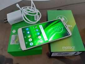 Motorola G6 Play Full en Caja Y Cargador