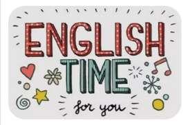 Doy clases de inglés para niños de escuela y colegios