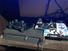 Vendo play station 4