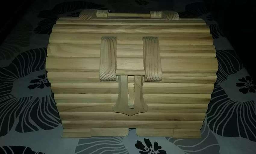 Cofres de madera 0