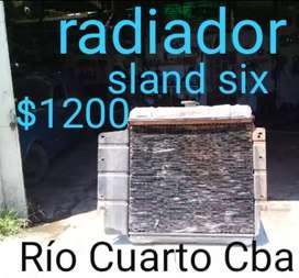 Radiador sland six