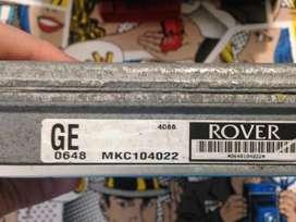 modulo de inyeccion computador ecu rover 200 serie 216 motor 1.6 nafta
