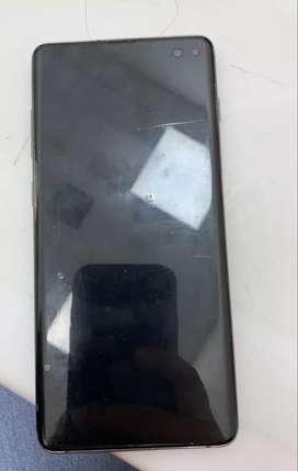 Samsung Galaxy S10 plus 128gb memoria y 9gb de ram en perfecto estado precio negociable