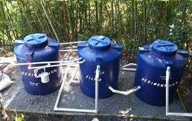 fabrica de plantas de tratamiento de agua potable