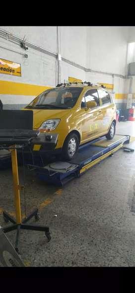 Taxi spark como nuevo