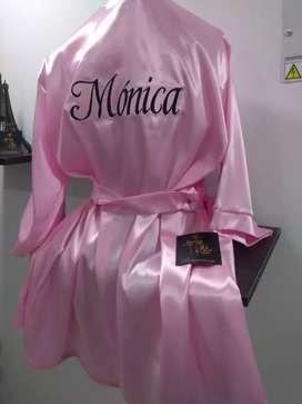 Bata personalizada para Dama