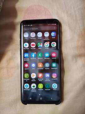 Se vende celular Galaxy S9 plus a S/.1700 soles