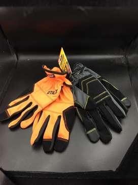 Par de guantes de trabajo