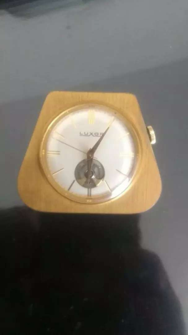Reloj luxor de cuerda