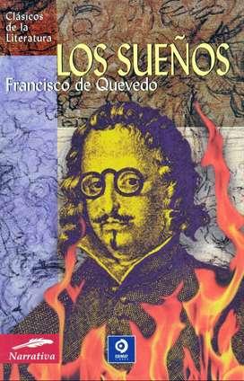 Los Sueños - FRANCISCO DE QUEVEDO - Edición de Bolsillo