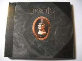 patricio rey y redonditos luzbelito cd sellado