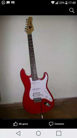 Vendo Guitarra + Amplificador