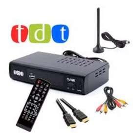 Decodificador Tdt full HD