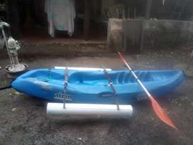 Kayak Samoa atom