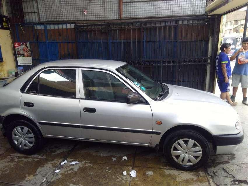 Toyota Corolla de Ocasion 0
