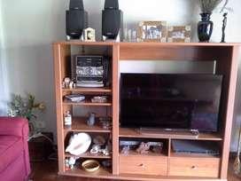 Rack tv modular