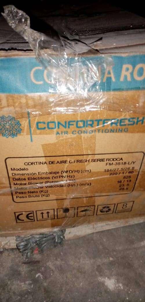 Se vende Cortina de Aire Confortfresh Serie Rodca-FM-3518-L/Y 0
