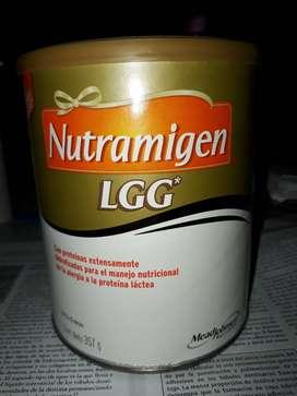 leche nutramigen lgg para el manejo de la alergia a la proteina de leche de vaca