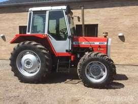 Tractor agrícola Massey Ferguson 690