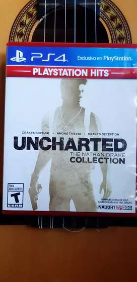 UNCHARTED the nathan drake collections